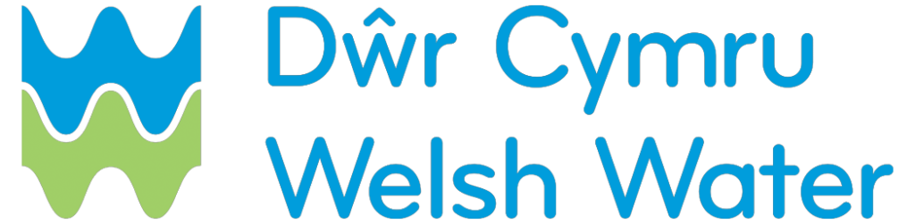 Dwr Cymru Welsh Water logo corporate services workshop