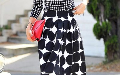 5 Tips on How to Wear Pattern Clash – Would You? Should You?