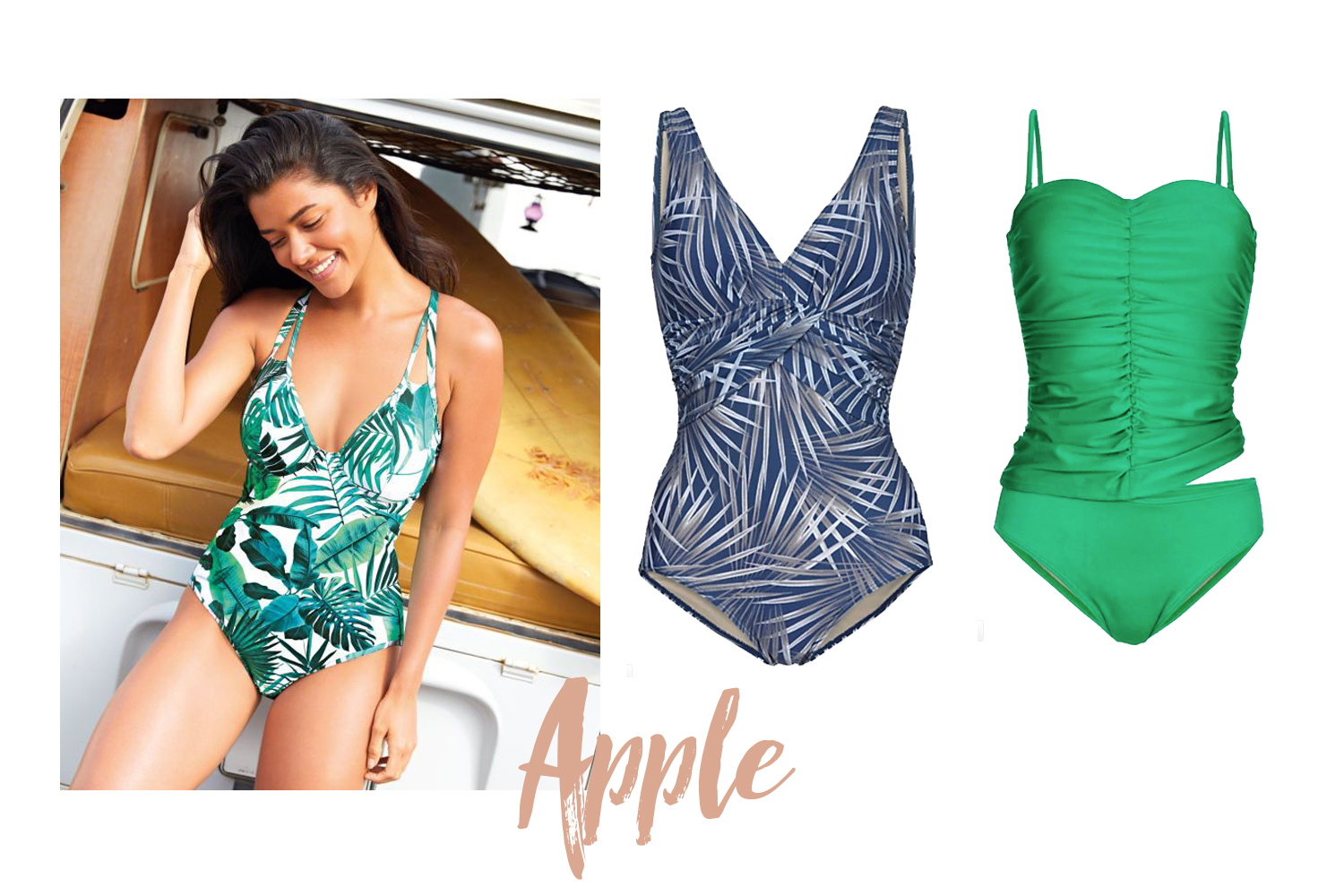 17b13d1654 How to find the perfect holiday swimwear for your body shape - Beth ...