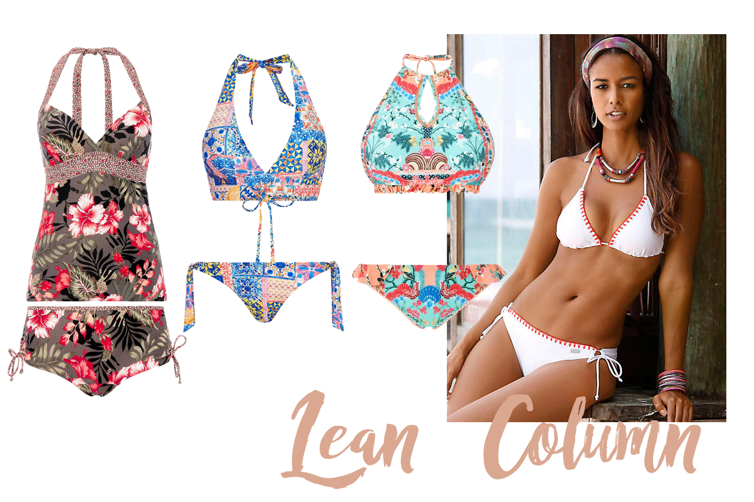 5d701a04a0 How to find the perfect holiday swimwear for your body shape - Beth ...